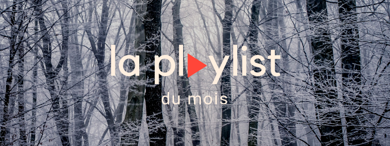 Playlist de janvier ► Balthazar, Saint DX, Bertrand Belin, Cléa Vincent...