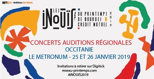 Culture & Vous Toulouse - Semaine du 21 janvier 2019