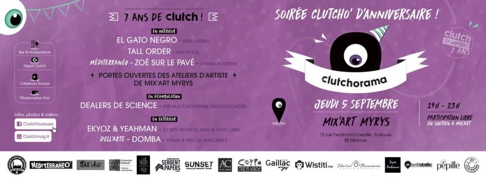 Culture & Vous Toulouse - Semaine du 2 septembre 2019