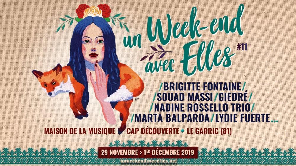 Culture & Vous Toulouse - Semaine du 25 novembre 2019