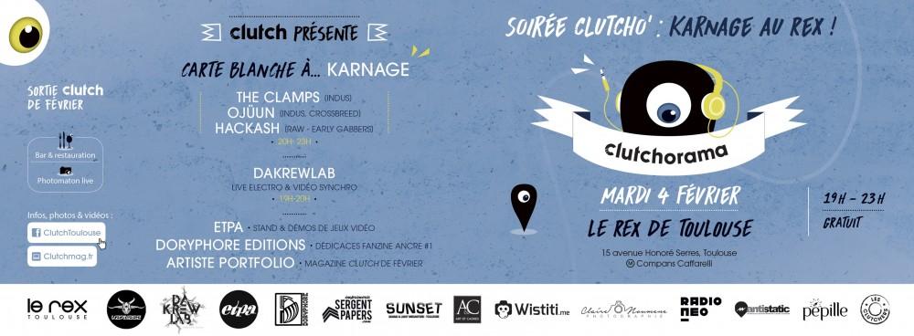Culture & Vous Toulouse - Semaine du 3 février 2020