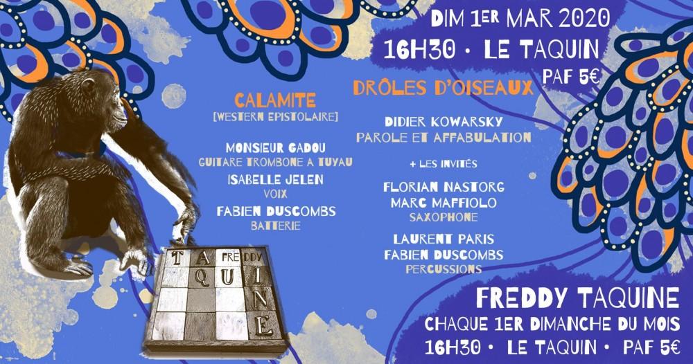 Culture & Vous Toulouse - Semaine du 24 février 2020