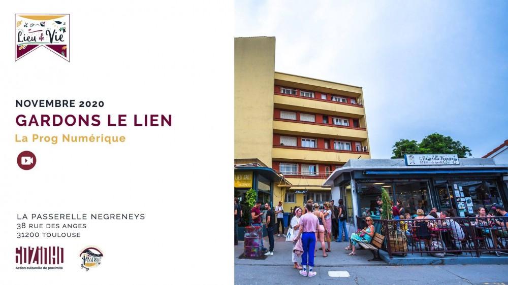 Culture & Vous Toulouse - Semaine du 16 novembre 2020