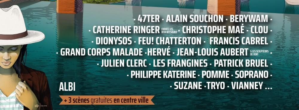 Culture & Vous Toulouse - Semaine du 5 juillet 2021