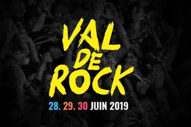 PARMI LES FESTIVALS À DÉCOUVRIR | VAL DE ROCK